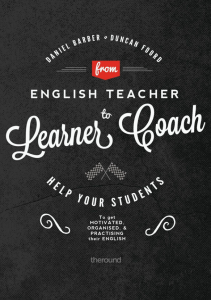 Cover of Learner to Coach
